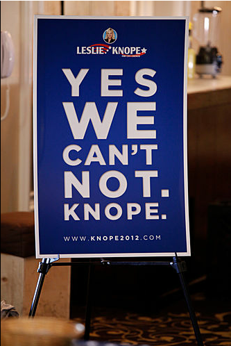 Yes We Cant Not Knope