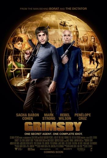 Grimsby – Der Spion und sein Bruder