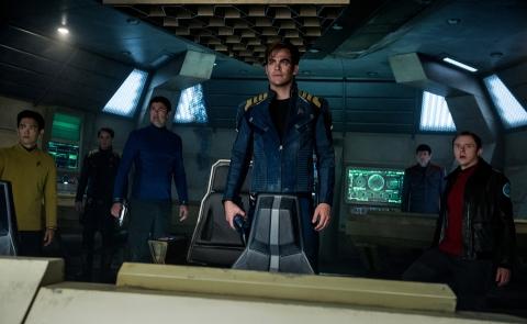 Die Crew der Enterprise © Paramount Pictures