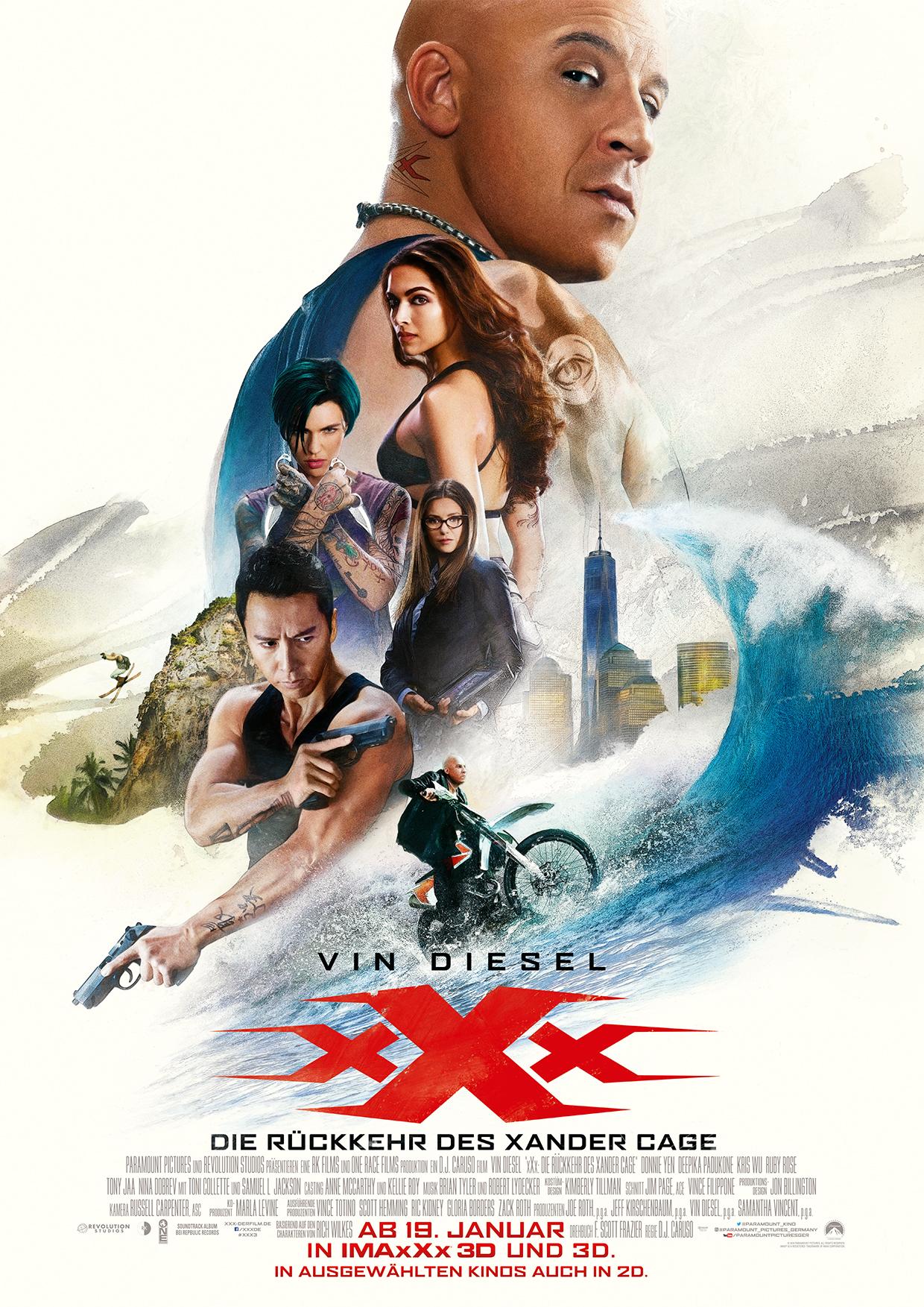 xXx3 – Die Rückkehr des Xander Cage