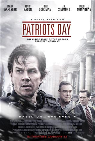 Patriots Day – Boston