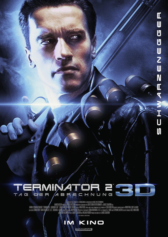 Terminator 2 – 3D