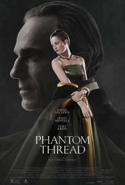 Phantom Thread – Der seidene Faden