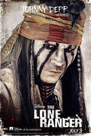the lone ranger posterjpg