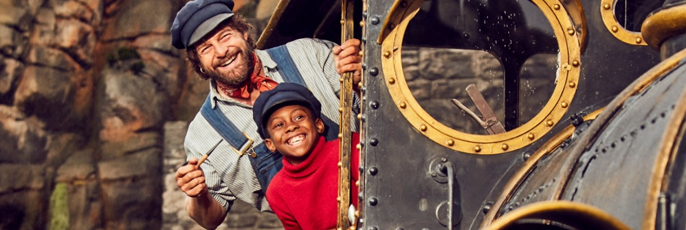 Jim Knopf und Lukas, der Lokomotivfuehrer