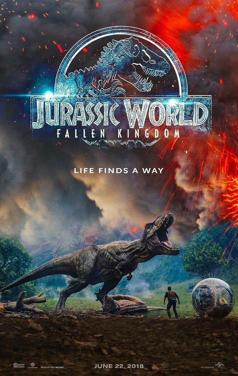 Jurassic World – Das gefallene Königreich