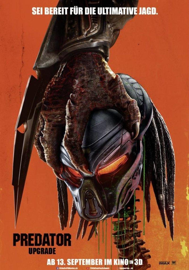 Predator Upgrade
